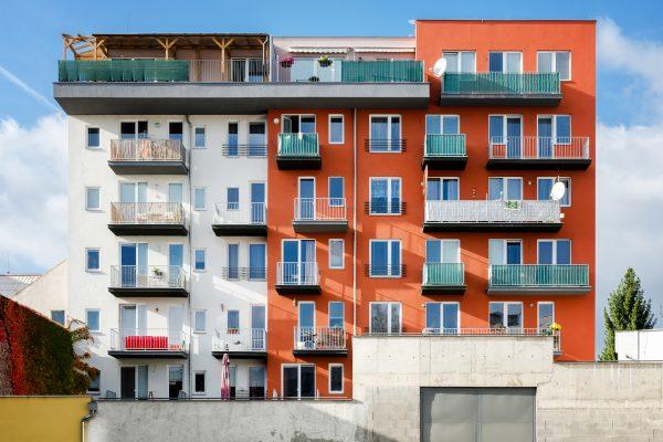 Bytový dům, Resslova HK C