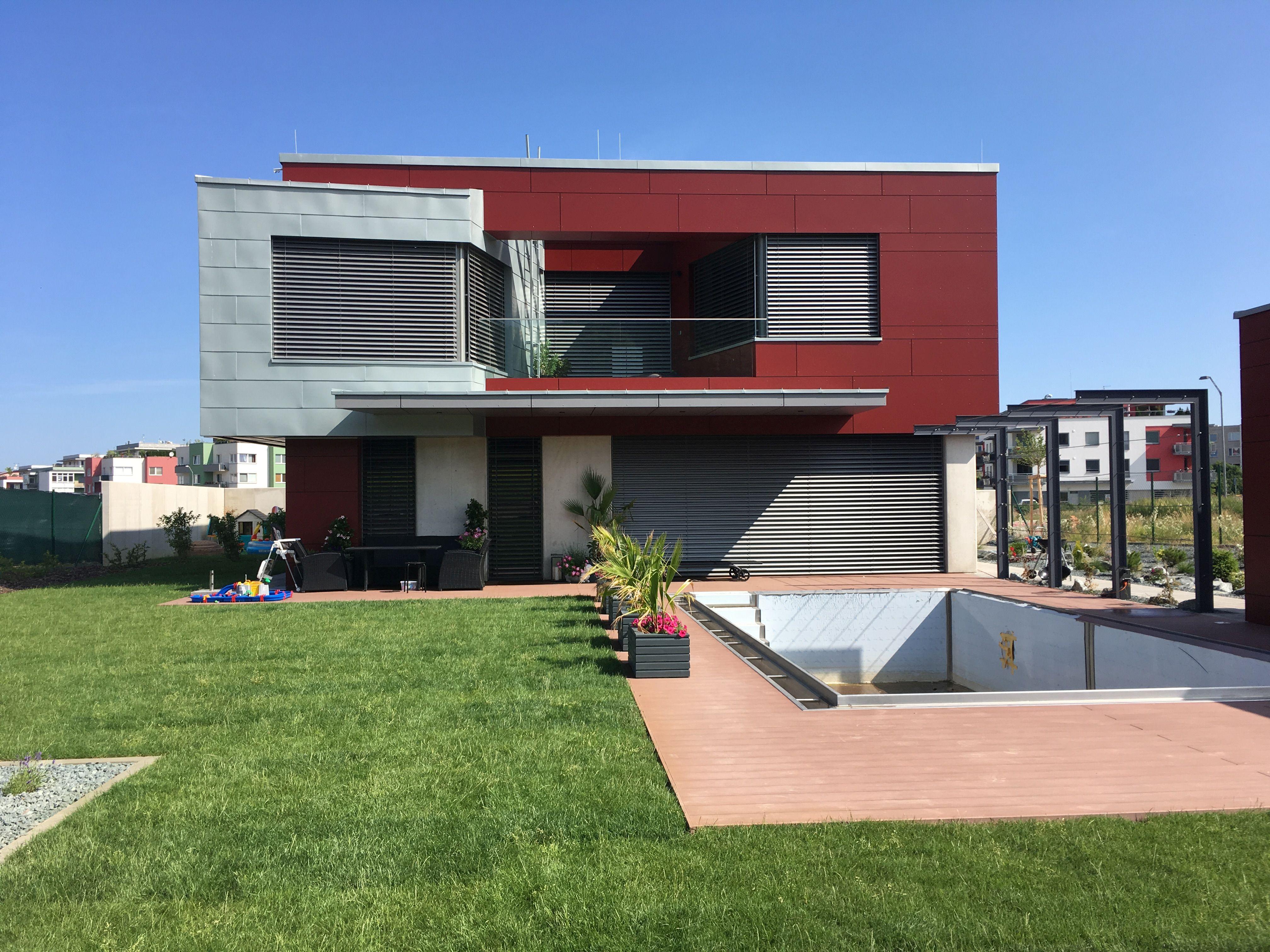 Moderní rodinný dům – Hradec Králové