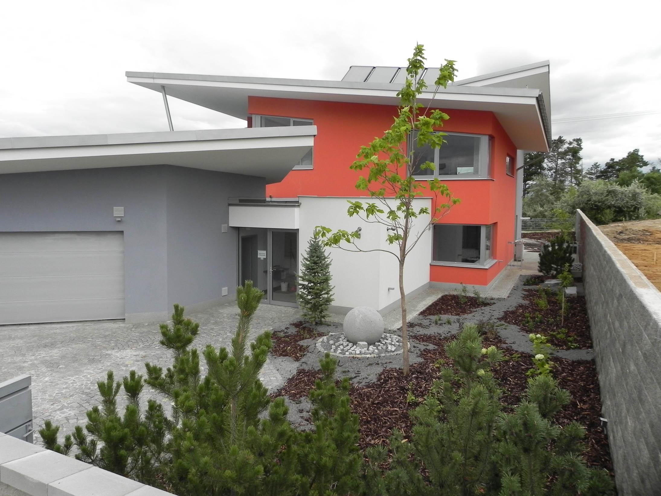Rodinný dům – atyp – Mikulovice