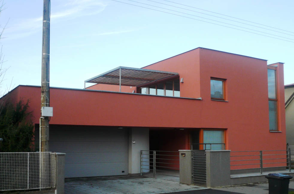 Rodinný dům – Pardubice