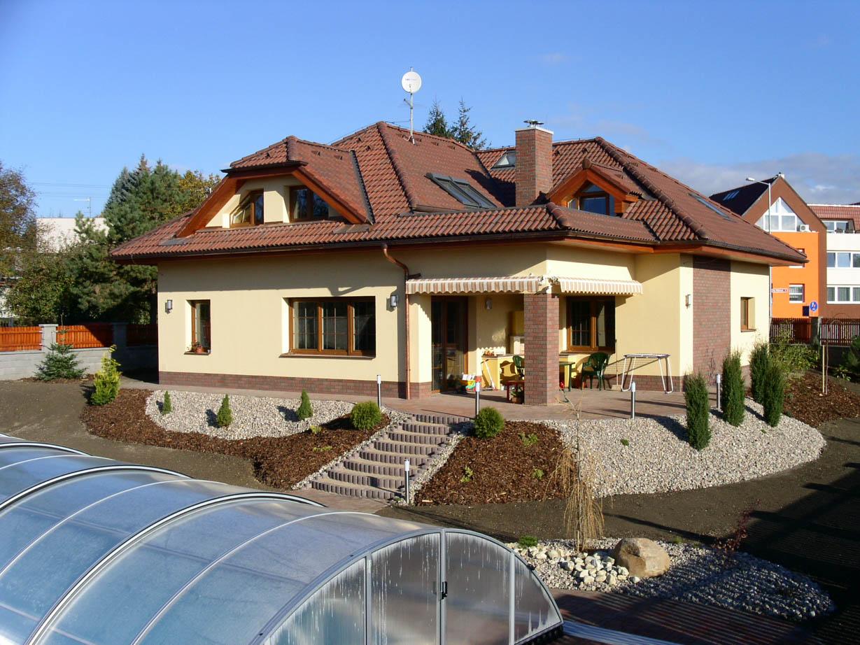 Rodinný dům – Pardubice, Pardubičky