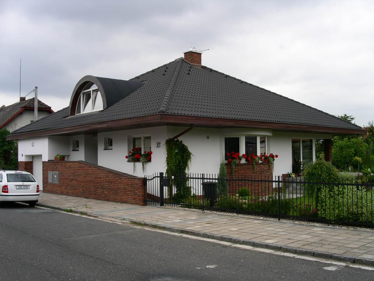 Rodinný dům – Rosice n.L.