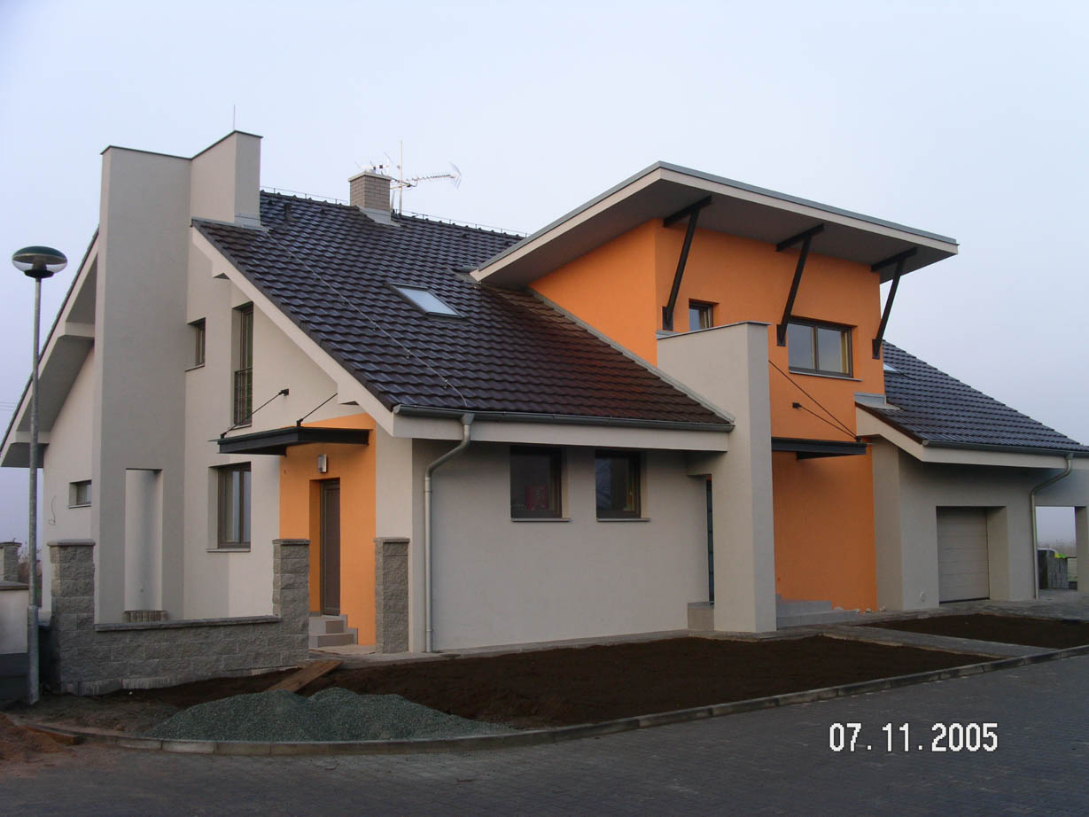Rodinný dům – Spojil 1