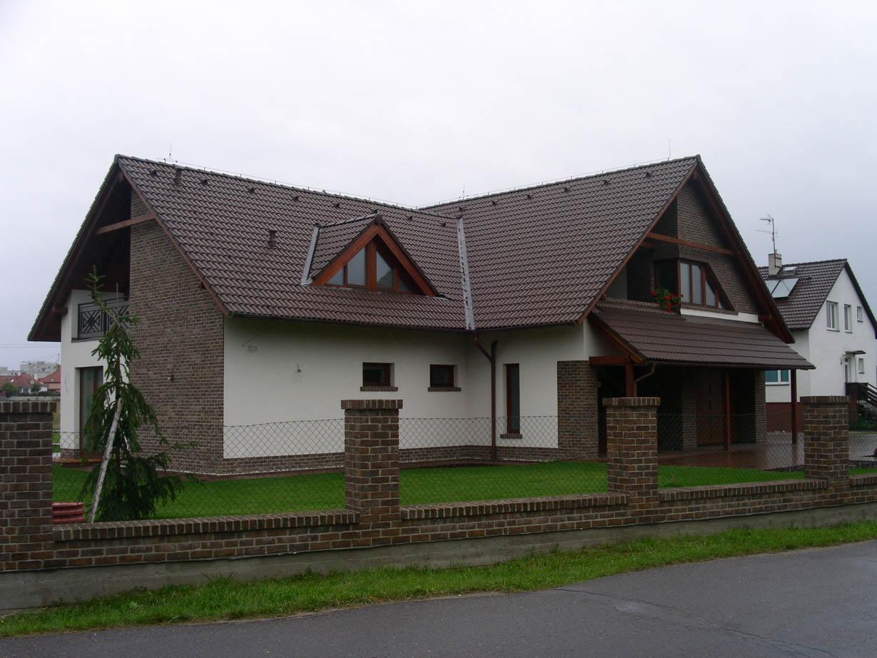 Rodinný dům – Spojil 3