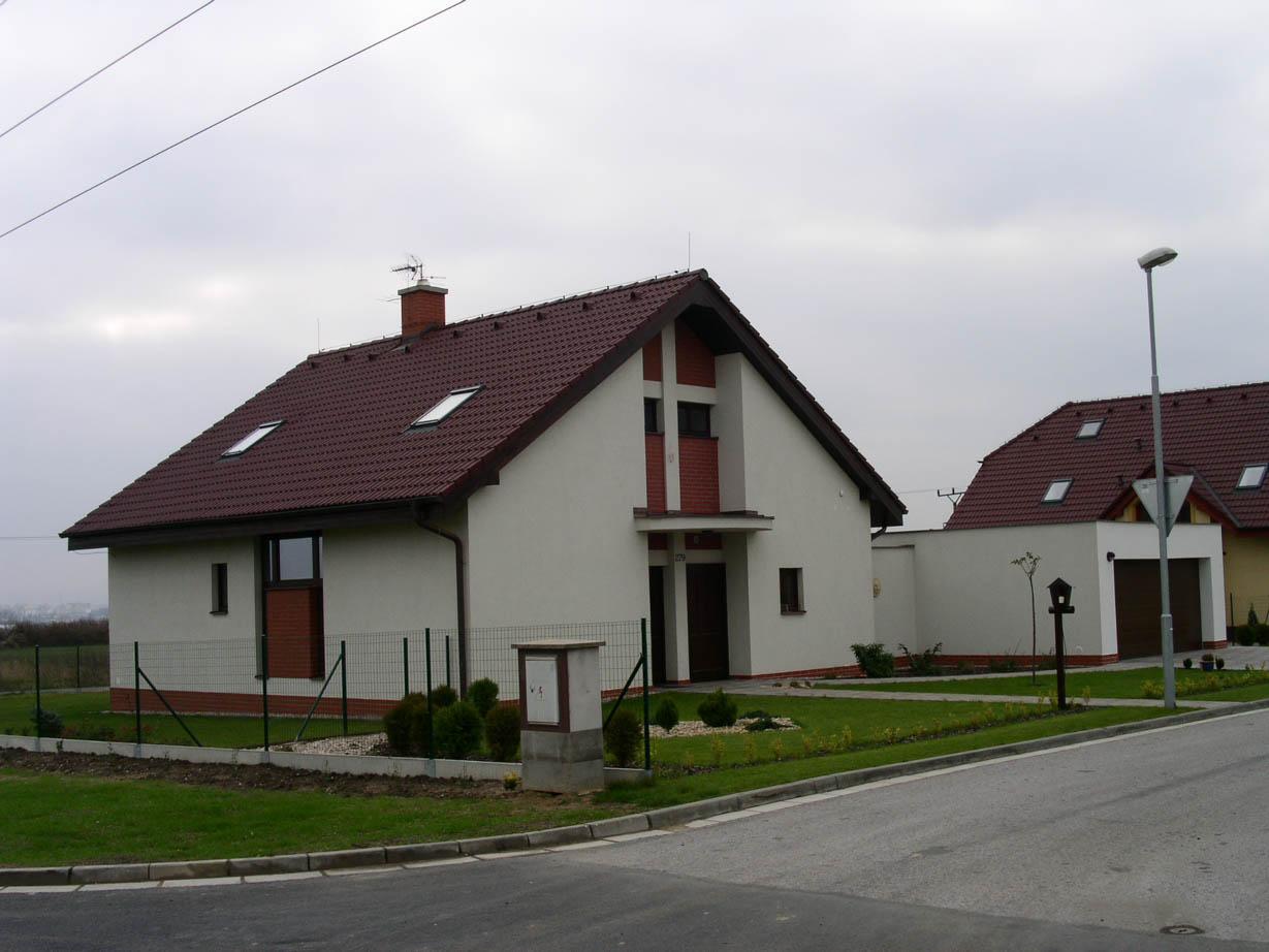 Rodinný dům – Srch 4