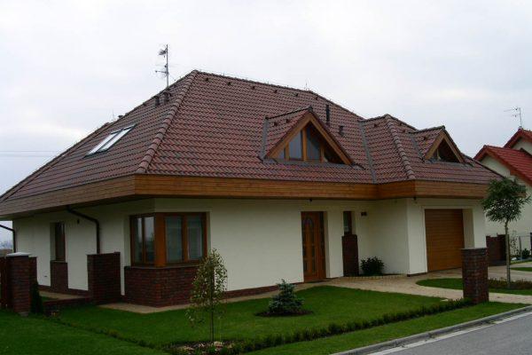 Rodinný dům Srch